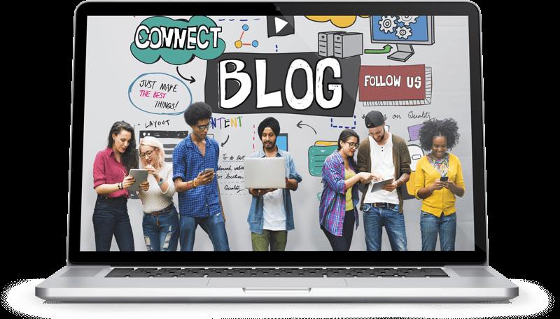 Content marketing et blogging
