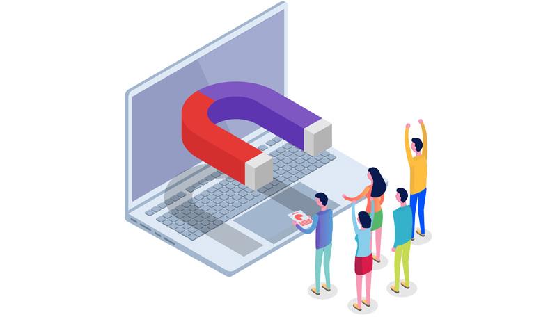 Génération de leads - inbound marketing