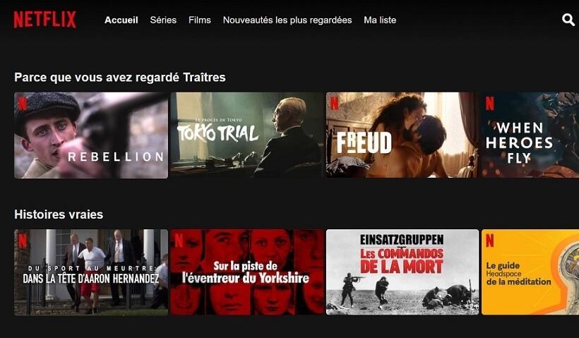 Netflix mise sur la personnalisation client