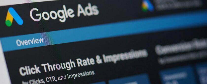 Configurer une campagne adwords sur Google Ads